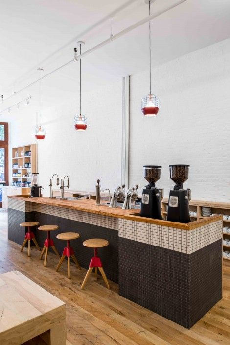 Coffee Shop Design | Cafe Design | Retail Design | Counter Culture Coffee in New York City