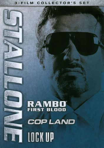 Stallone: Rambo - First Blood/Cop Land/Lock Up [3 Discs] [DVD]