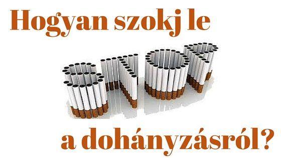 Hogyan szokj le a dohányzásról  #stopsmoking