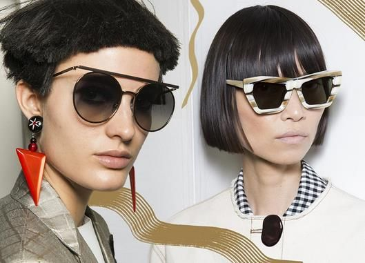 Ποια γυαλιά ηλίου θα φορεθούν την Άνοιξη- Καλοκαίρι 2018! | ediva.gr