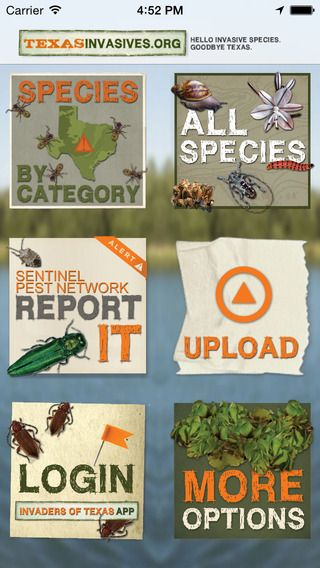 app makes id of harmful plants insects in texas a snap - Best Gardening Apps