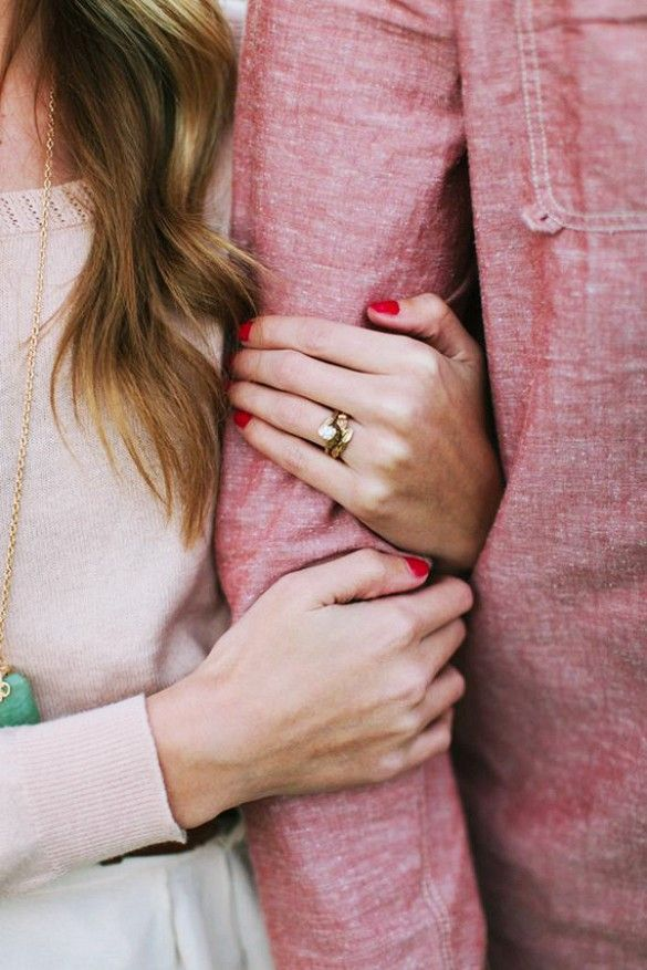 Engagement Etiquette 101: Everything You Need to Know via @WhoWhatWear