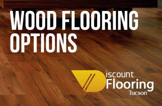 Options In Discount Wood Flooring