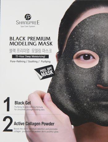 Shangpree Black Premium Modeling Mask – Peach & Lily