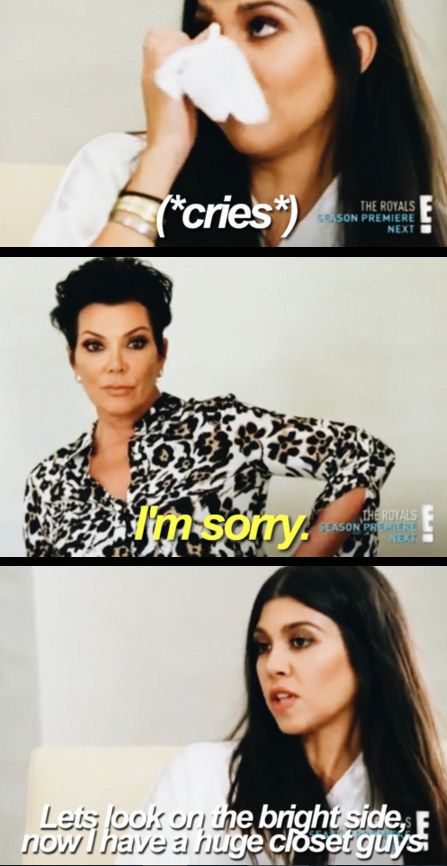 27 Times Kourtney Kardashian Was Iconic AF Klub