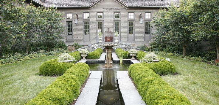 White Garden - AJF Design