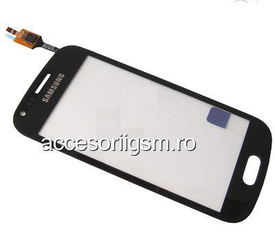 Touchscreen Samsung Galaxy S Duos 2 S7582 Negru Original