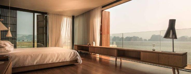 luxus schlafzimmer-himmelbett rahmen holzwandplatten ecru - teppichboden für schlafzimmer