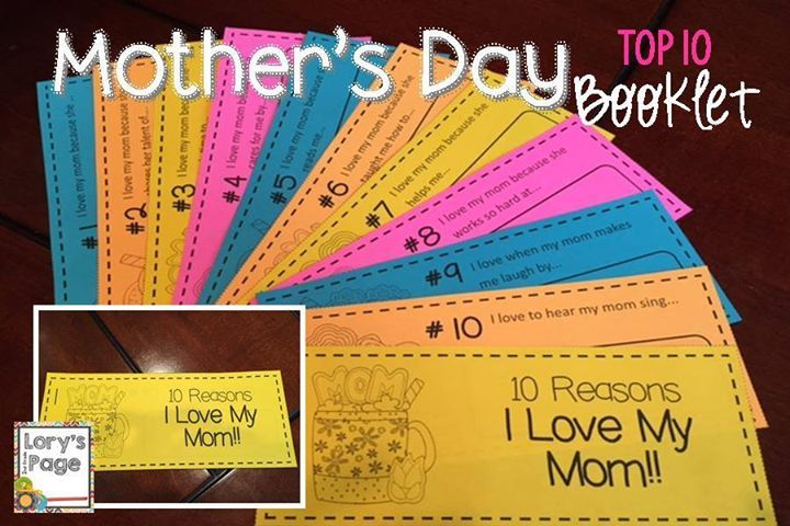 Cute Mother's Day Top 10