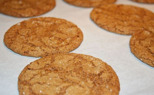 Theses cookies are crisp on the outside and chewy on the inside.  With a hint of spice, these are sure to be a new favorite! Ingredients: 1 cup Domata Recipe Ready flour 1 tsp baking soda 1/4 tsp s…