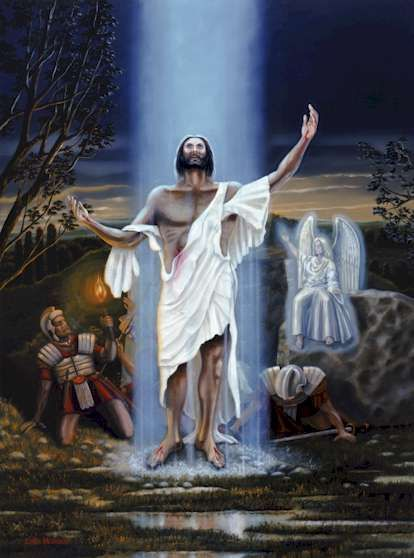 15 best The risen christ images on Pinterest | Risen ...