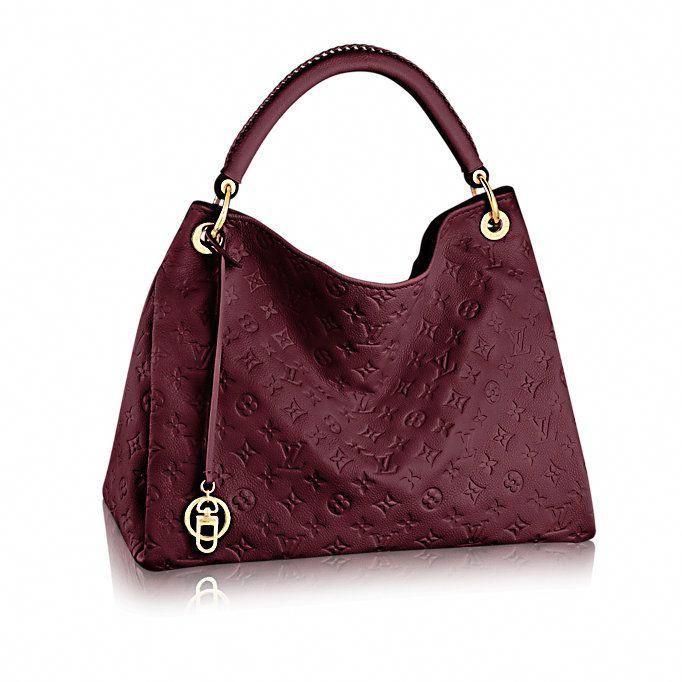 a2ec009eb8e RAISIN Monogram Empreinte Leather in Women s Handbags collections by Louis  Vuitton  Louisvuittonhandbags