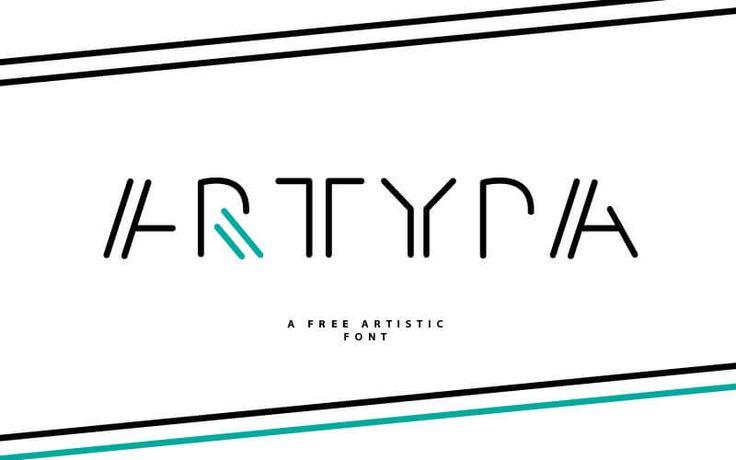 artypa-typeface