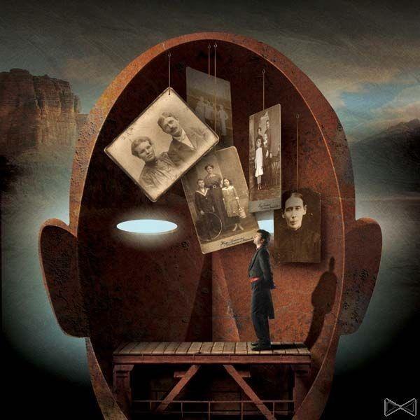 Паранормальные изображения Игоря Морски. Фото 21