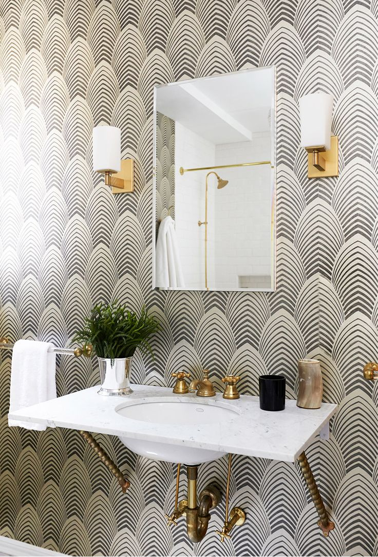 living-gazette-barbara-resende-decor-home-tour-casa-art-deco-banheiro-papel-parede