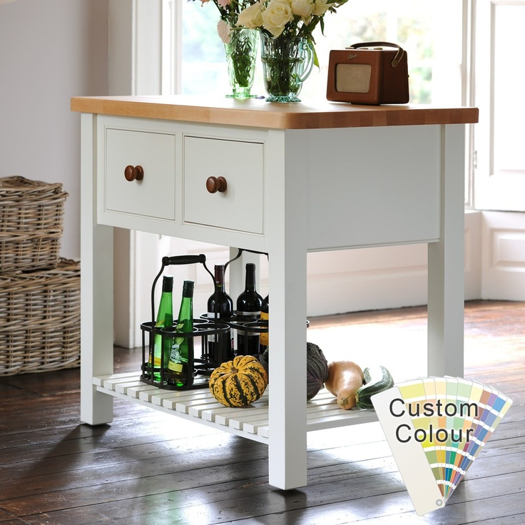 Cotswold Kitchen Island - Custom Colour (U102) with Free Delivery | The Cotswold Company - U102