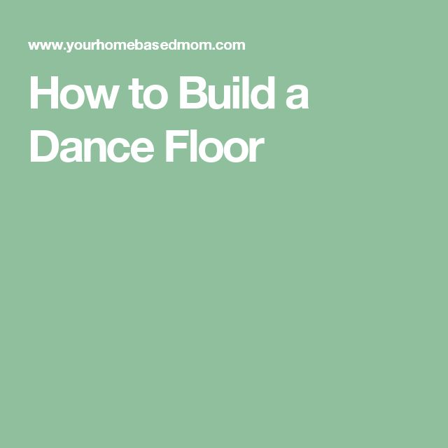 17 Best Ideas About Dance Floors On Pinterest