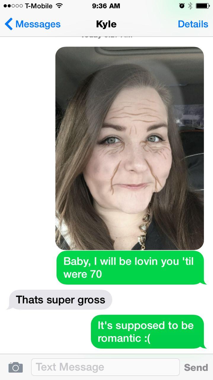 Bad at romance