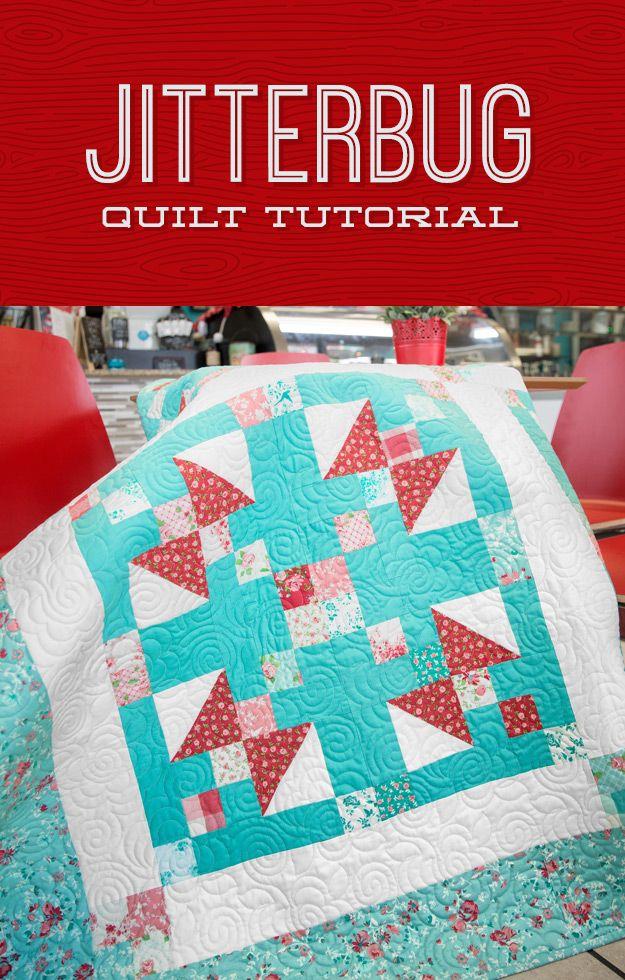 473 best Quilting Tutorials images on Pinterest | Cutting tables ... : quilting tutorials - Adamdwight.com
