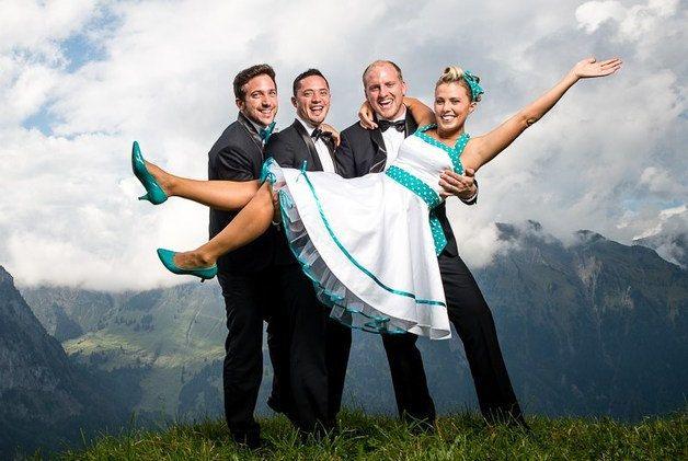 Petticoatbrautkleid Angi,Brautkleid,Petticoatkleid,50er-Jahrekleid,Kleid,Neckholderkleid,Hochzeitskleid,kurzes Kleid, Kleid zum Petticoat von FiftiesFashion auf Etsy