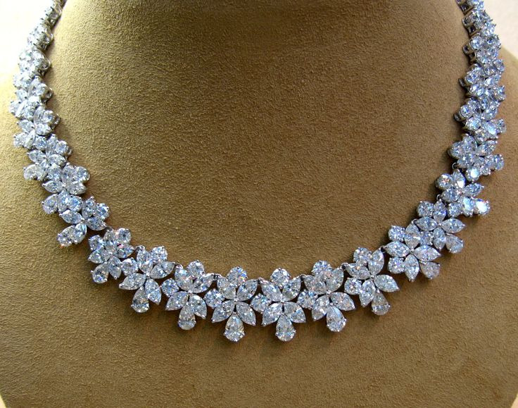 17 Best images about Diamond Necklaces on Pinterest | Jewellery ...