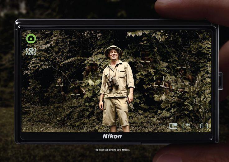 Nikon face detect