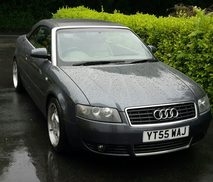 Used Audi Convertible: 812 Best Images About AUDI On Pinterest