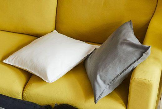 Oltre 25 idee originali per fodere per cuscini su - Federe cuscini divano ikea ...