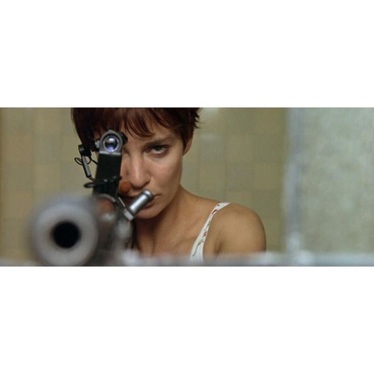 | 02.21.16 | Anne Parillaud in Luc Besson's action/thriller classic LA FEMME NIKITA '(91). Written & Directed by Luc Besson and starring Anne Parillaud Jean Reno and Tchécky Karyo.