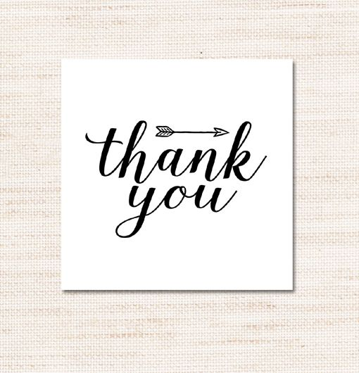 thank you tags template xv-gimnazija