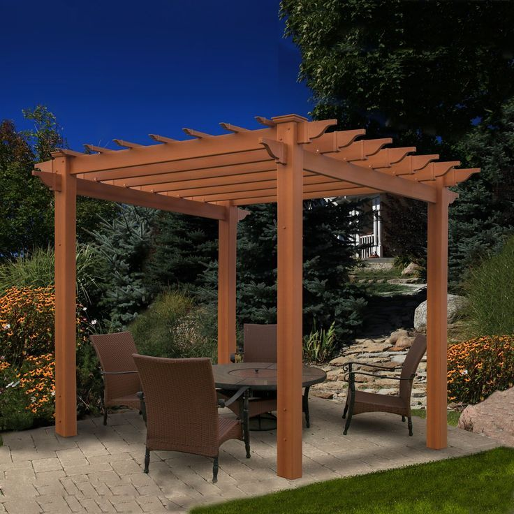 17 Best images about Pergolas your way on Pinterest | Roof ...