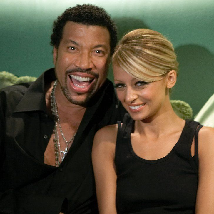 Pin for Later: Lionel Richie Explains Why He Decided to Adopt His Daughter Nicole