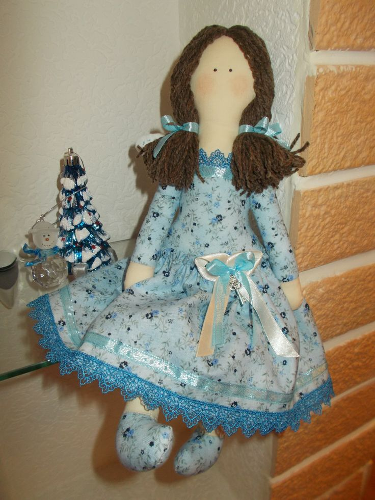Милашка - ангел голубой мечты