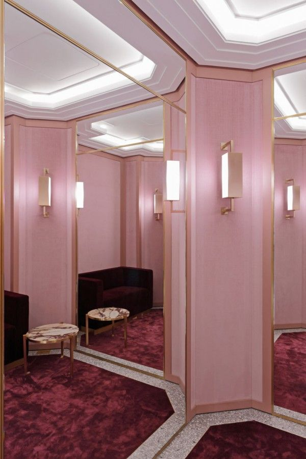 Pucci Flagship Store Madison Avenue New York Architect