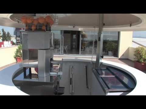 Kiosk Pomaranč od  Zumoval | alvex.sk