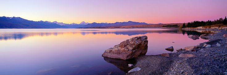 Lake Pukaki NZ