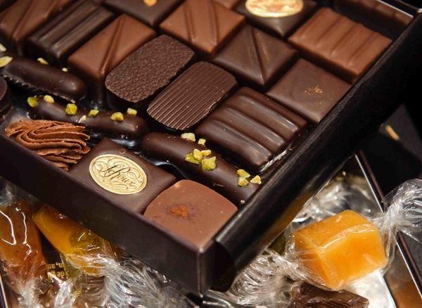 都内おすすめ♡チョコレート専門店②「アンリ・ルルー」