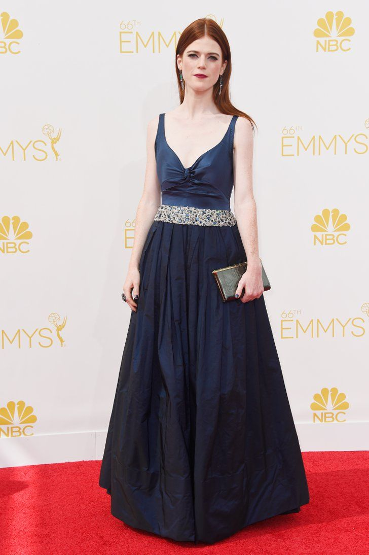 Pin for Later: The Game of Thrones Cast Came a Long Way From King's Landing Rose Leslie