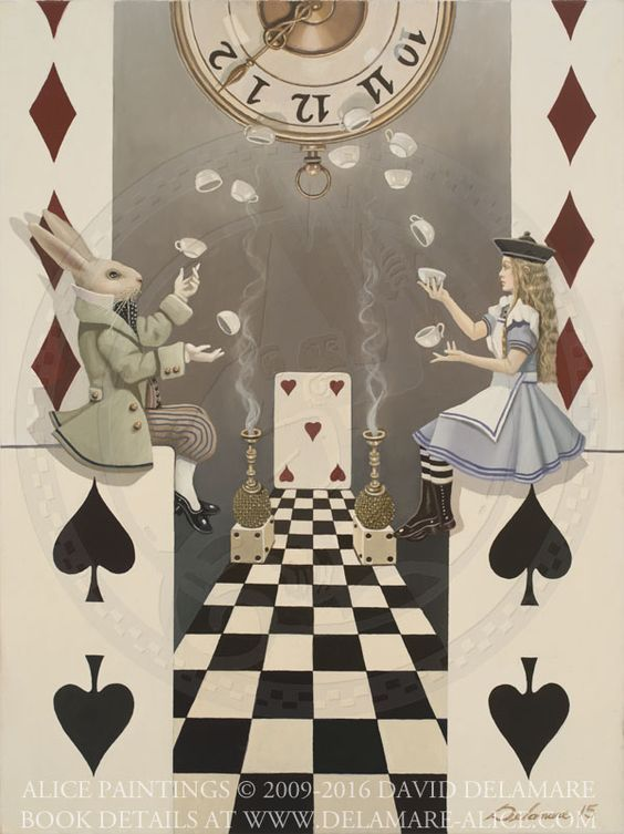 ' House of Cards No. 4 ' by David Delamare