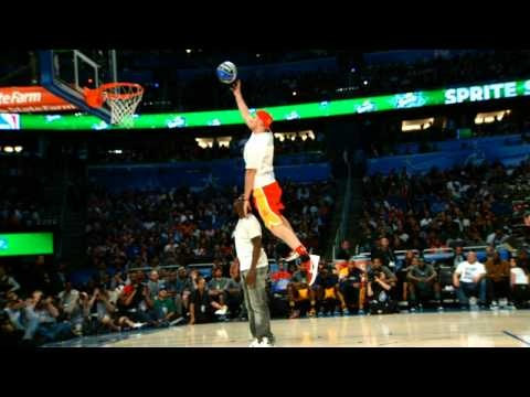 Reminds me of my high school days. 2012 NBA Slam Dunk Contest in Slow Motion HD