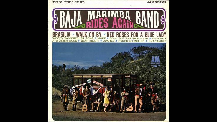 The Woody Woodpecker Song (09/12) / Rides Again (Baja Marimba Band)