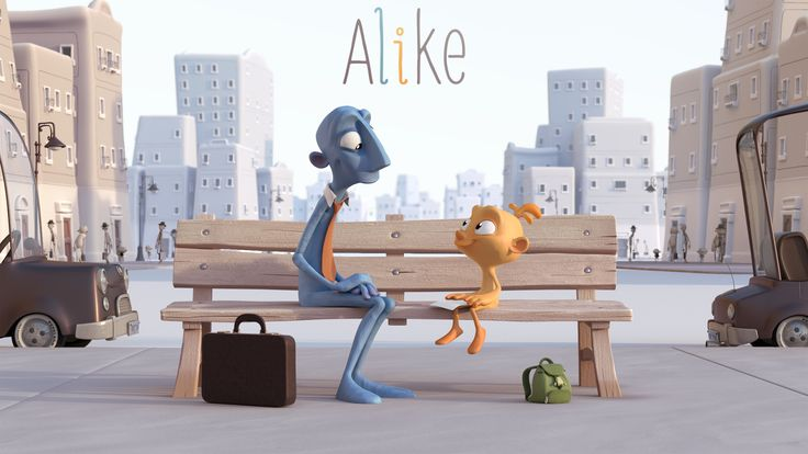 Alike, un corto para reflexionar - Unschooling Aprendo en Libertad