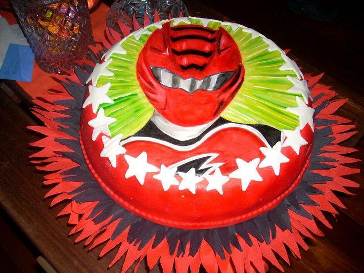 Torta de Power Rangers // Power  Rangers cake // Pastel de Power  Rangers // Vilma Reyes Tlf 0212 9435601 // 0416 4164005 // Caracas-Venezuela // (Pedidos por encargo)