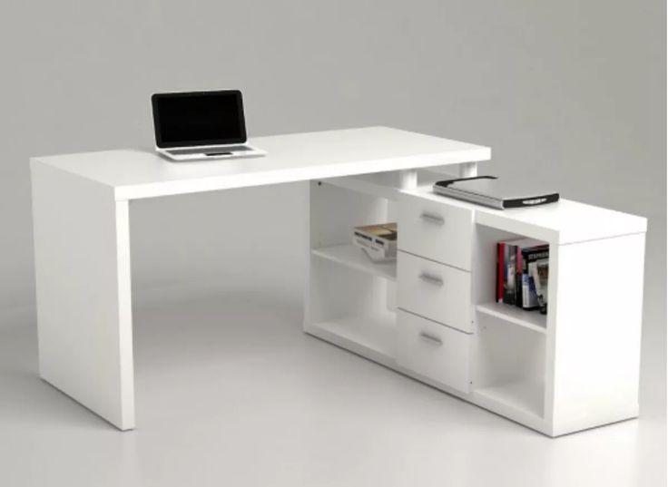 escritorio melamina l