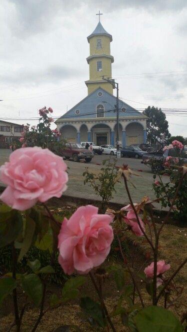 Iglesia de Chonchi, Chiloé, Chile