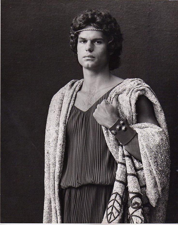 "Harry Hamlin as Perseus in ""Clash Of The Titans"", 1981o"