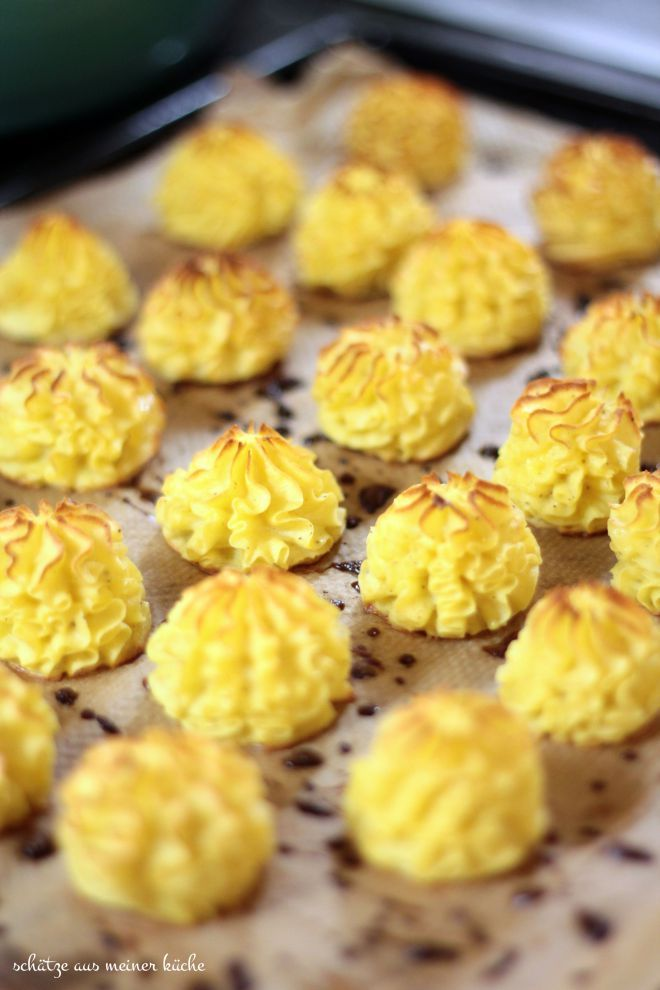Herzogin-Kartoffeln                                                                                                                                                                                 Mehr