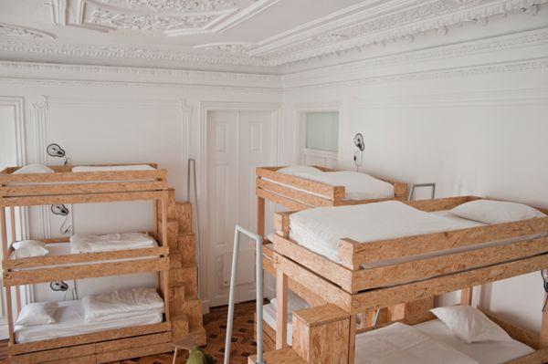Un Hotel unique a Lisbonne (4)