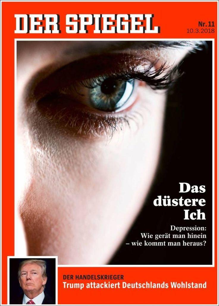 Der Spiegel. N. 11 ( 10 marzo 2018)