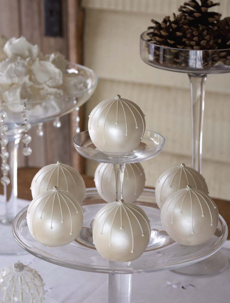 how to sphere cakes